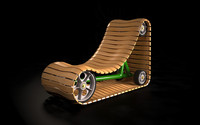 3d tank chair number 2