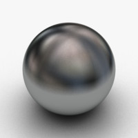 metalic ball