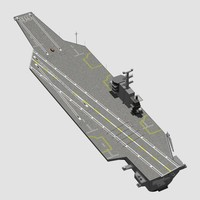 US Aircraft Carrier - Generic