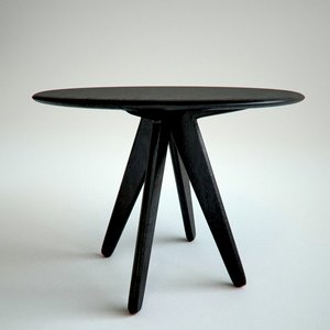 3d slab table tom dixon model
