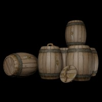 0002 - Barrel 01- Set