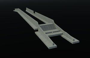 max flood drop structure
