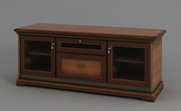 3d model of tv table