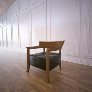 maya aura pb chair design