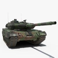 Leopard2 A5 / A6 MBT