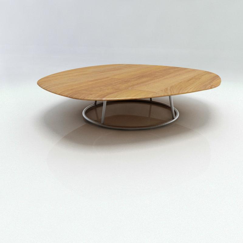 maya pebble table