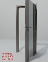 Door porta space full