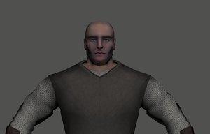 male man 3ds