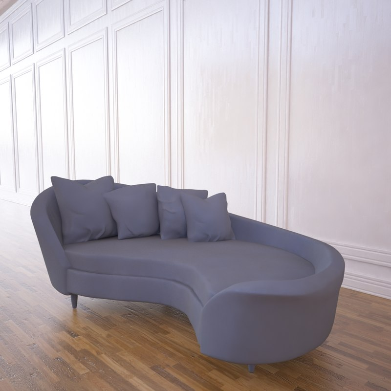 sofa curved max