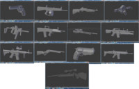 weapons pack obj