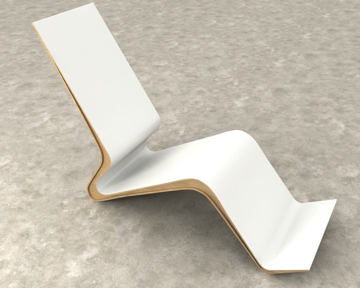 3d dancing chaise