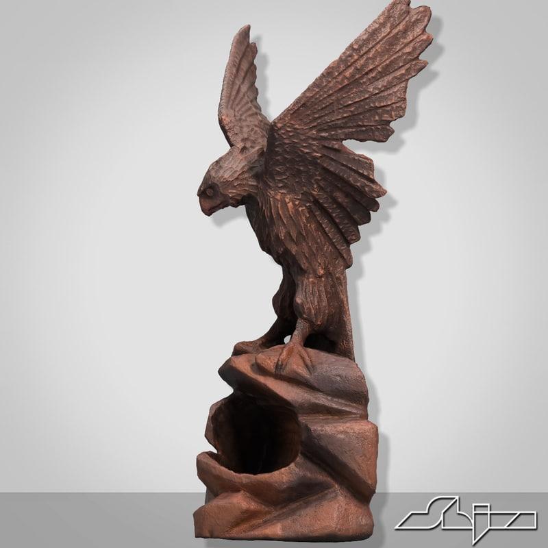 max eagle wood