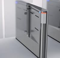 turnstile door lobby max