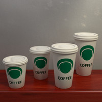Starbucks Paper Coffee Cups