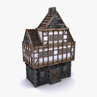 manor tudor english 3d 3ds