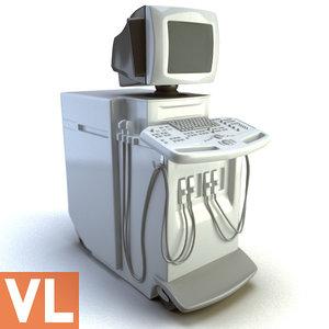 ultrasound machine max