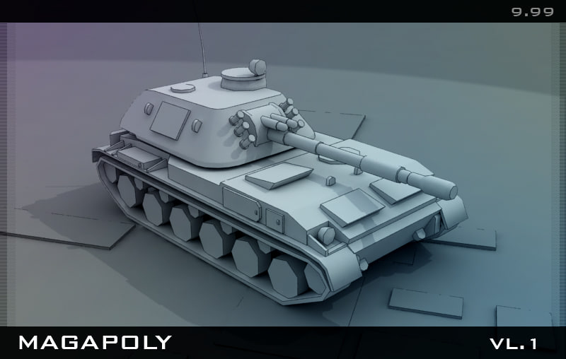 tank armored howitzer max