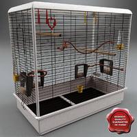 maya bird cage v4