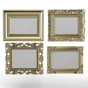 3ds max classic picture frames