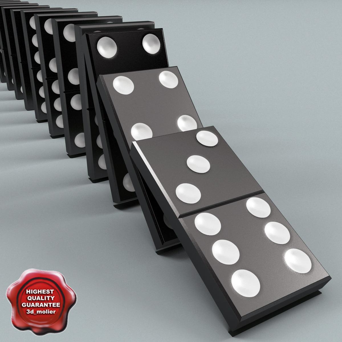 lightwave domino v3