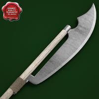 Medieval Spear V4