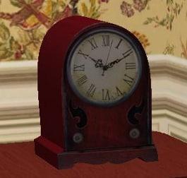 3ds max clock