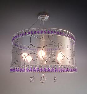 pendant lamp blitz leuchten 3d max