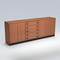 free sideboard 3d model