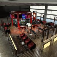 restaurant - bar max