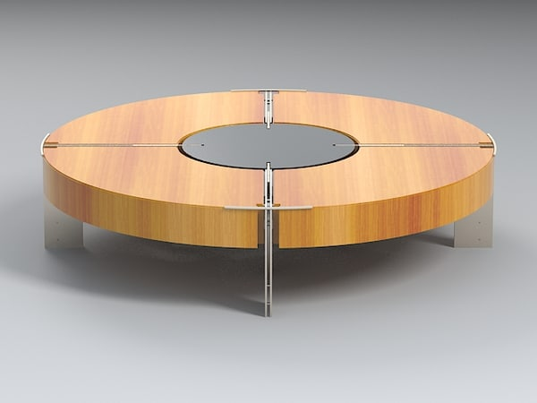dxf ronda table