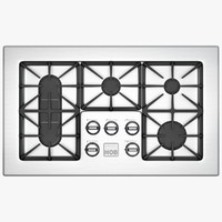 professional gas cooktop fish 3d max