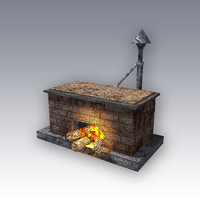 fireplace games complete 3d max