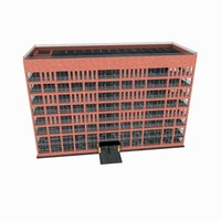 Building 012 - Carpark