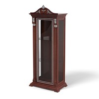 Ceppi 2281 showcase classic traditional display cabinet dining room furniture