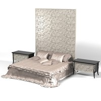 Elledue B 601 Saraya bedroom set