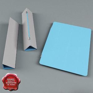 3d ipad2 smartcover