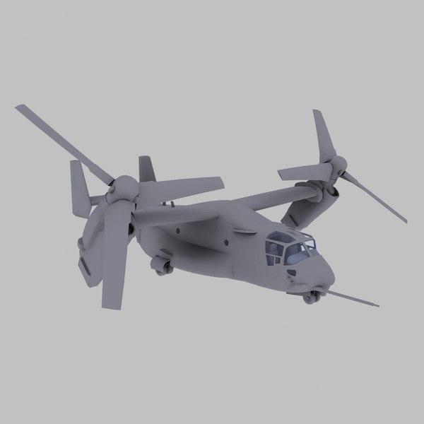 games cargo 3d model