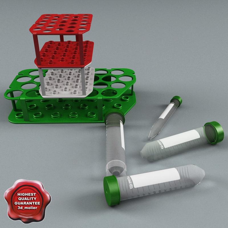 lightwave plastic vials racks v2