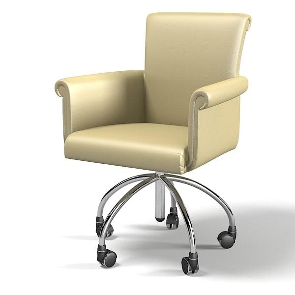 Vittoria Poltrona Frau.Poltrona Frau Vittoria Swivel Tast Executive Home Work Chair