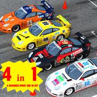 3d model car cars