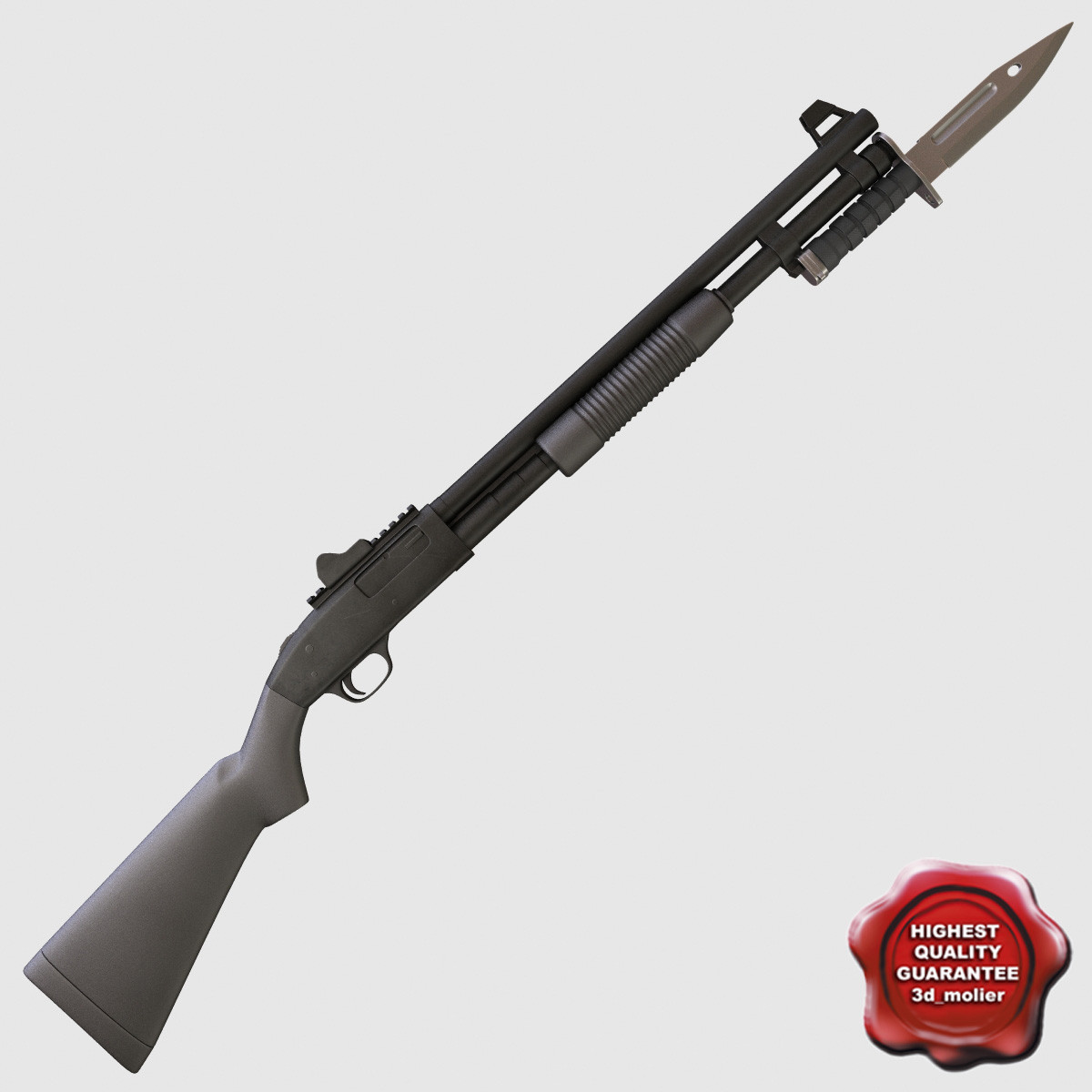 max shotgun mossberg 590 m9