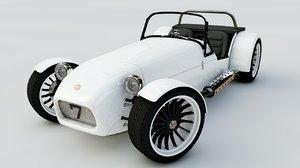 3d model super 7