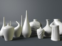 Modern Vase Collection