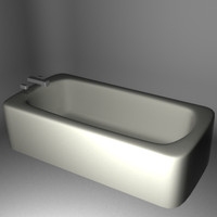 3ds max bath bathroom