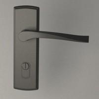 3d model door handle