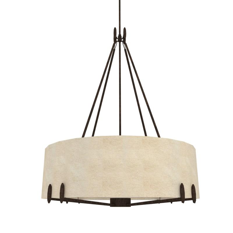 lamp light 3ds