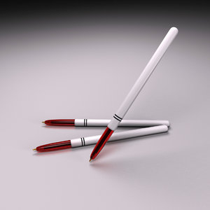 3d reynolds pen