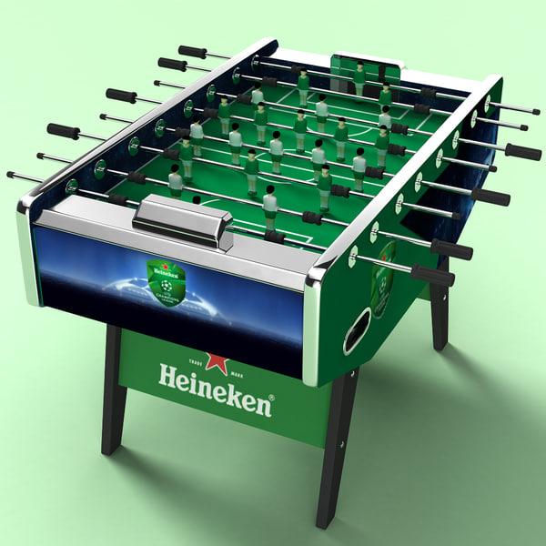 maya table football ball