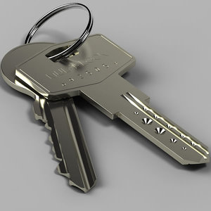 key 04 3d 3ds