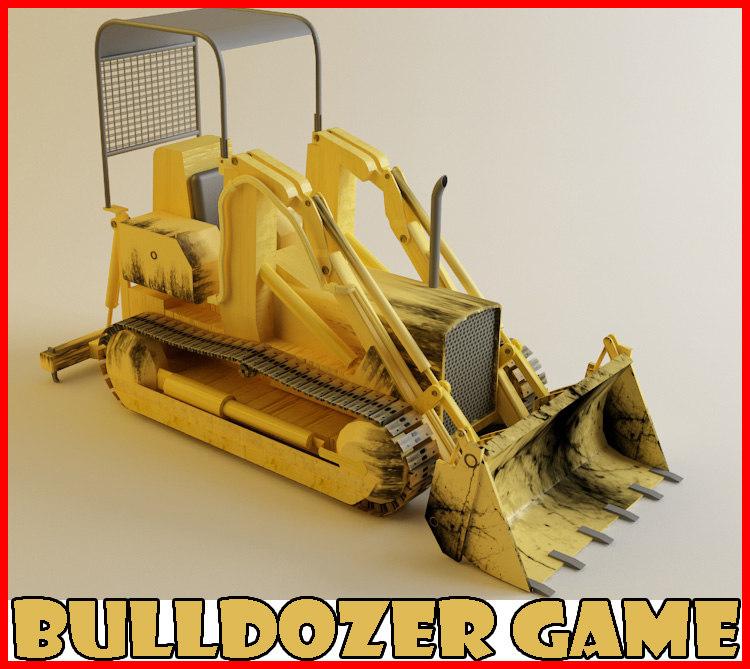 max bulldozer dozer